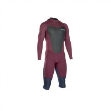Muta / wetsuit / Kitesurf / Windsurf / Surf ION Strike Element (backzip) Overknee LS 4/3 DL