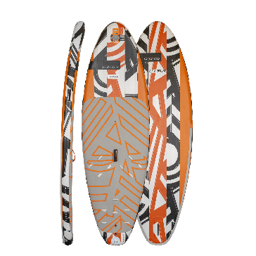 STAND Up paddle Board / Sup Gonfiabile RRD AIRWINDSURF FREERIDE V2