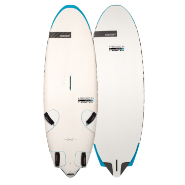 RRD Tavola Windsurf X-fire wood V8