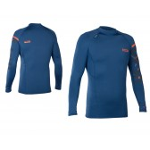 Kite / Windsurf Corpetto Licra Capture Rashguard Boys LS