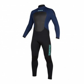 Muta / wetsuit / Kitesurf / Windsurf / Surf Mystic Star Fullsuit 4/3 5/4 mm Back zip