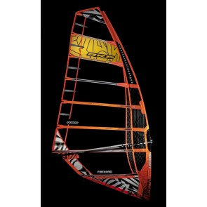 windsurf/vela/sail/ RRD Firewing mk V 7 mt orange