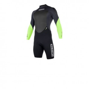 Muta / wetsuit / Kitesurf / Windsurf / Surf Mystic Star Longarm Shorty 3/2mm Bzip