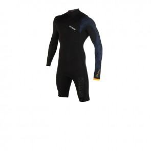 Muta / wetsuit / Kitesurf / Windsurf / Surf Mystic Majestic Longarm Shorty 3/2mm Zipfree