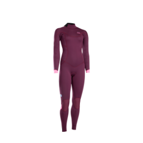 Muta donna / wetsuit woman/ Kitesurf / Windsurf / Surf ION Jewel Core Semidry 5/4-4/3 BZ