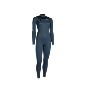 Muta donna / wetsuit woman/ Kitesurf / Windsurf / Surf ION Trinity Element Semidry 3/2 4/3 5/4 FZ DL