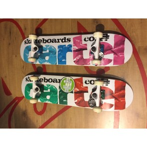 Skate / skateboard cartel new design