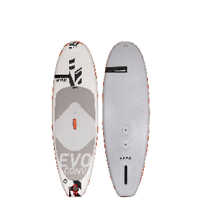 "STAND Up paddle Board / Sup Gonfiabile AIR EVO KID CONVERTIBLE 8'4"" V1"