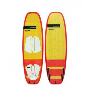"Kiteboard / Tavola kite / RRD Spark 5'5"" Wood surfboard"