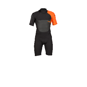 Muta / Wetsuit RRD Mens Zero Back Zip 2-2 Shorty Flatlock