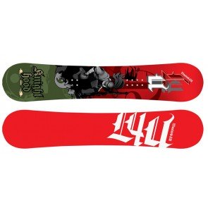 Tavola Snowboard Pale L4Y KNIGHTHOOD RED