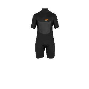 Muta / Wetsuit RRD Mens grado Back Zip 2-2 Shorty Flatlock